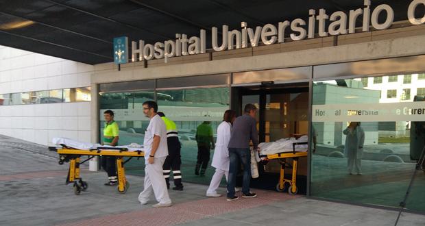 Photo of O CHUO trasladará esta fin de semana 150 pacientes ao novo edificio