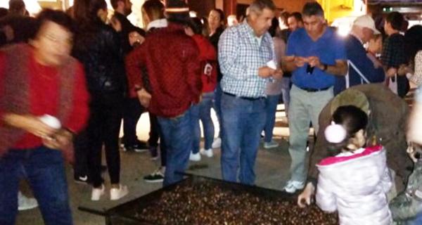Photo of Vilanova (O Barco) celebra o magosto organizado pola asociación cultural O Mosteiro