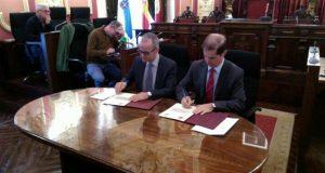 A CHMS e o Concello de Ourense ampliarán a senda do Miño dende Outariz