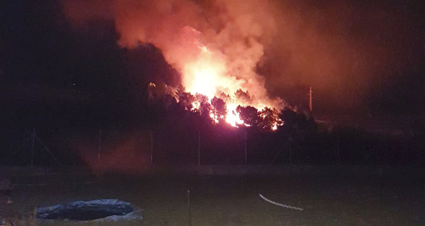 Photo of Novo susto polo lume na Rúa