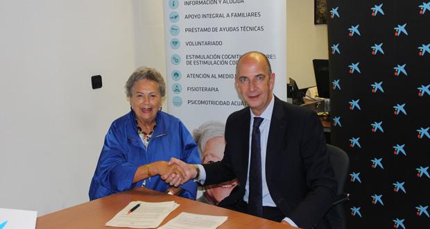 Photo of Afaor e La Caixa axudarán a persoas con alzheimer a desenvolver a súa autonomía