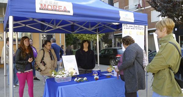 Photo of Morea O Barco sae á rúa para conmemorar o Día Mundial da Saúde Mental