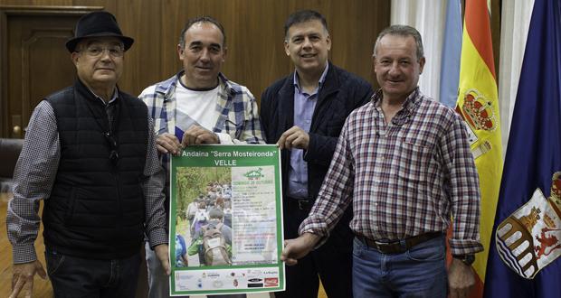 """Photo of A III andaina """"Serra Mosteironda"""" de Velle pretende recuperar os camiños tradicionais"""