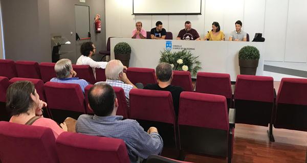 Photo of I Reunión de aparelladores colexiados de Valdeorras, Viana e Trives