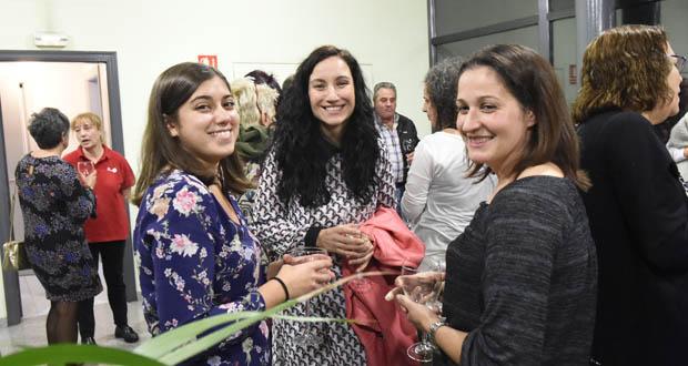 Photo of A experiencia de dúas mozas emprendedoras, na clausura da asemblea do Barco CCA