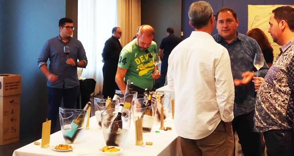 Photo of Os viños da D.O. Monterrei promociónanse en Barcelona