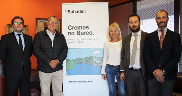 Photo of SabadellGallego promove no Barco unha campaña para dinamizar o comercio