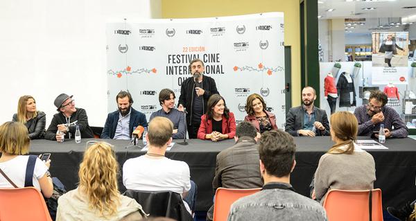 """Photo of Estrea galega de """"Doghs"""", encontro de produción luso-galego e foro de posprodución no 22 OUFF"""