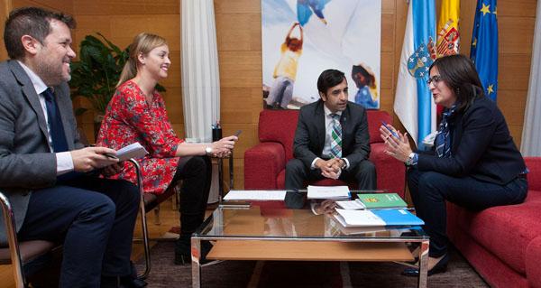 Photo of O Concello de Oímbra e a Xunta exploran novas liñas de colaboración en Servizos Sociais
