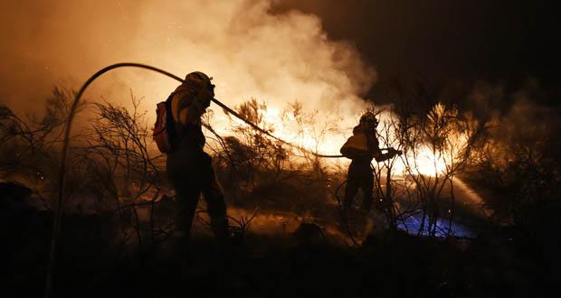 Photo of A provincia segue ardendo