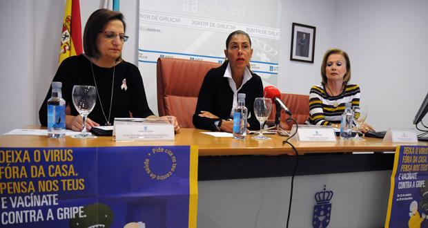 Photo of Ourense conta con 560.000 doses de vacina contra a gripe nesta campaña