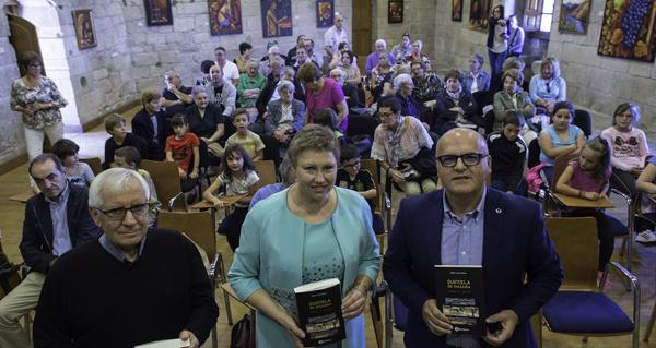 """Photo of Sotelo Blanco presenta en Castro Caldelas """"Quintela de Mazaira. Terra e xente"""""""