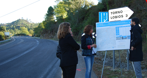 Photo of A Xunta inicia obras no firme de catro estradas da provincia