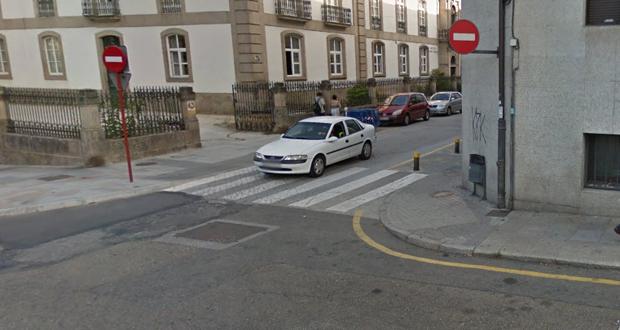 Photo of Unha muller é atropelada en Ourense cando cruzaba por un paso de peóns