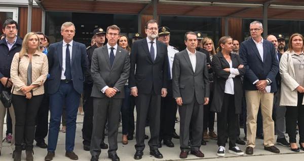 """Photo of Feijóo: """"Toda Galicia chora esta mañá"""""""