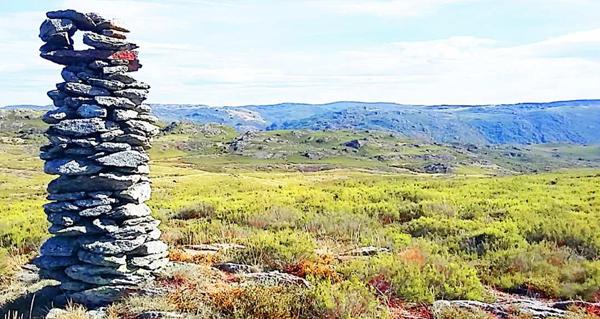 """Photo of A edición de outono de """"As Cores de Trevinca"""" propón unha ruta circular pola Serra Calva"""