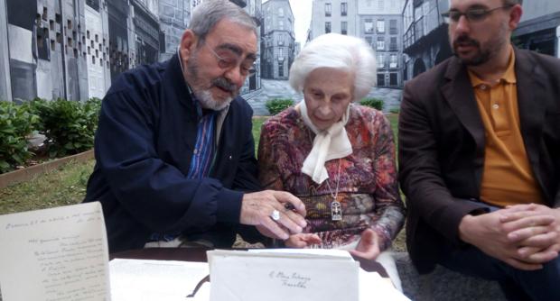 Photo of A Fundación Otero Pedrayo recibe as cartas que o escritor enviaba ao doutor Conde Corbal