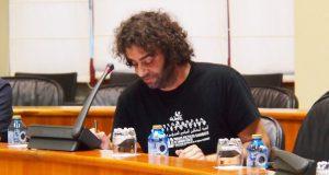 Davide Rodríguez (En Marea) pide no Parlamento a mellora da estrada de Trives a Freixido