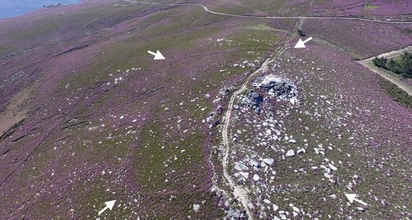 Photo of O campamento romano máis alto de Galicia, descuberto en Manzaneda