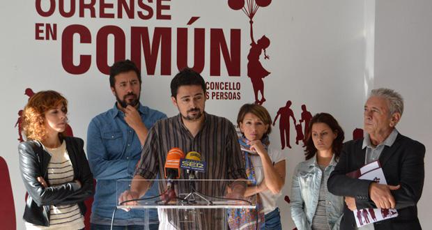 Photo of En Marea preguntará no Congreso sobre o AVE, a Praza de Abastos de Ourense e o Arqueolóxico