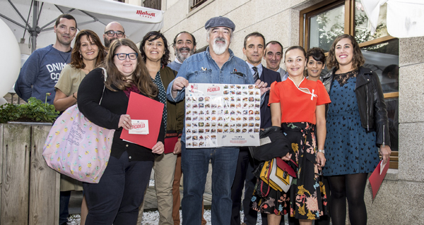"""Photo of A D.O. Ribeiro, protagonista na categoría """"Tapas maridaxe"""" dos Premios Picadillo da Coruña"""