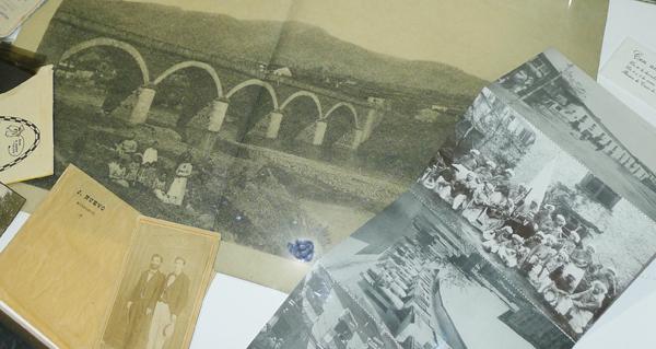 """Photo of A historia da vila faise imaxe en """"Cen anos do Barco nas fotos"""""""
