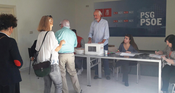 Photo of Votacións na provincia de Ourense para elixir ao novo secretario xeral do PSdeG