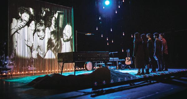 """Photo of A """"Resaca"""" de ilMaquinario, o 6 de outubro no Teatro Lauro Olmo do Barco"""