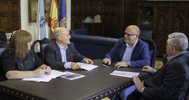 Photo of Os empresarios do Polígono de San Cibrao e a Deputación estudan facer unha zona franca