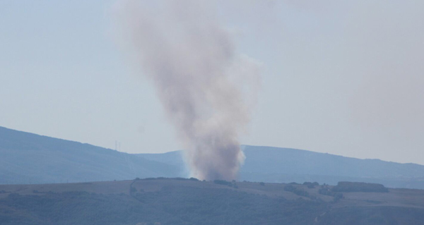 Photo of Estabilizado o incendio forestal de San Mamede (Viana do Bolo)