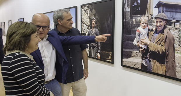 Photo of O Marcos Valcárcel lembra a volta a Cartelle de Carlos Velo con fotografías