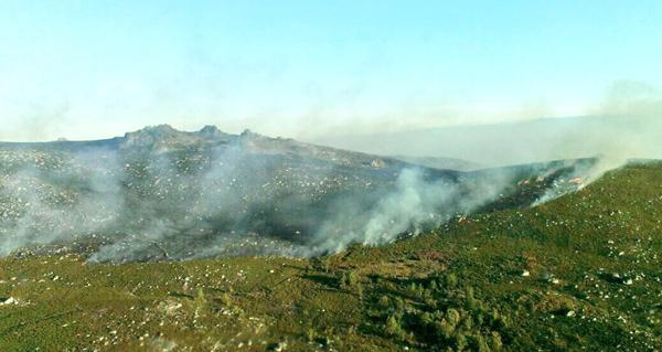 Photo of Ata catro incendios en Vilariño de Conso