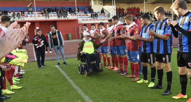 Photo of CD Barco-Céltiga CF, un partido con acento solidario en Calabagueiros