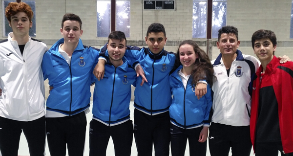 Photo of Seis karatekas valdeorreses participarán no campionato de España CD/JR/SUB 21