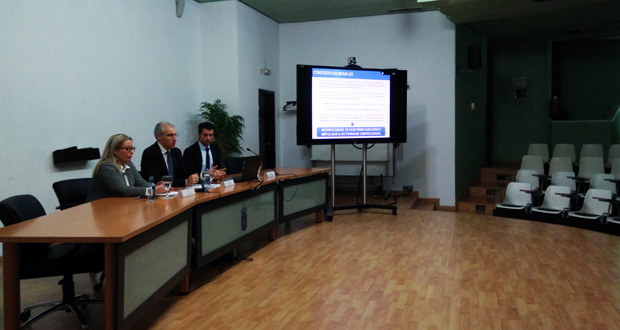 Photo of Conde explícalles aos alcaldes da provincia a nova Lei de Implantación Empresarial
