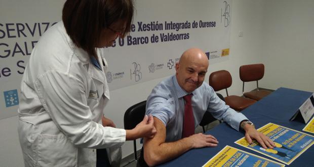 Photo of A EOXI ourensá prepara un plan para o posible aumento da afluencia pola gripe
