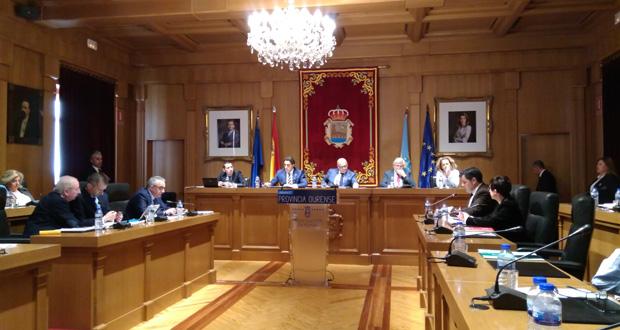 Photo of O Pleno da Deputación aproba dezaséis propostas no Debate do Estado da Provincia