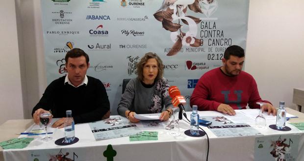 Photo of Sonoro Maxín ou os Delinqüentes tocarán na Gala Contra o Cancro en Ourense