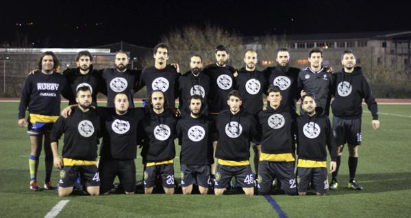 Photo of O Auriense Fútbol Gaélico, representado en Europa