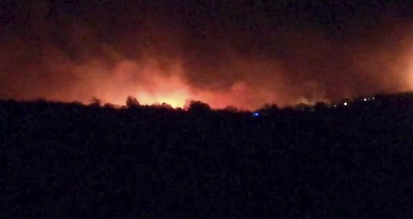 Photo of Extinguido o incendio que mantivo en vilo durante a noite a varios pobos do concello de O Bolo