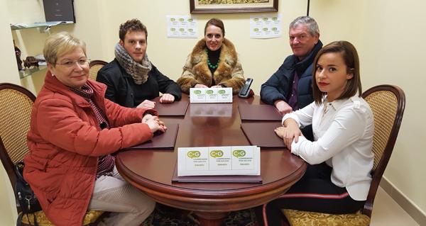 Photo of Constitúese a agrupación de Compromiso por Galicia de Amoeiro