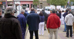 Valdeorras reanuda as mobilizacións para defender a área sanitaria