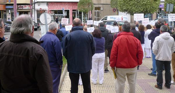Photo of Valdeorras reanuda as mobilizacións para defender a área sanitaria