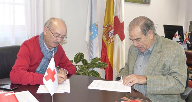 Photo of A Fundación Barata Ojea Vilariño cédelle unha vivenda a Cruz Vermella para acoller refuxiados