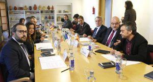 A Comisión Executiva do Eixo Atlántico reúnese por segunda vez no Barco