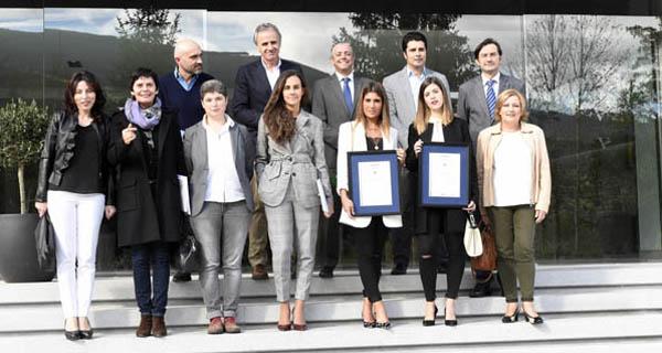 Photo of A Fundación Valdegodos recibe as certificacións de calidade ISO 9001 e UNE 158101