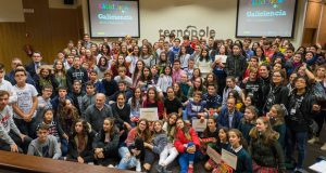 Un salvavidas de golfiños varados gaña o primeiro premio da Galiciencia 2017