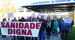 Valdeorras continúa mobilizándose en defensa da área sanitaria