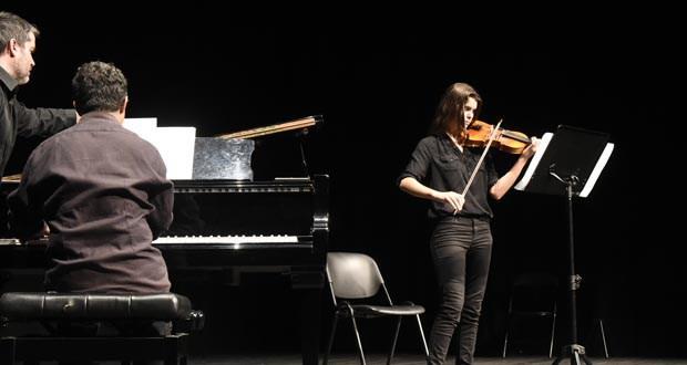 Photo of Concerto do Conservatorio e da Escola de Música do Barco para celebrar Santa Icía