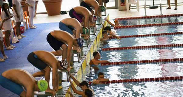 Photo of Comeza a liga galega de clubs de natación